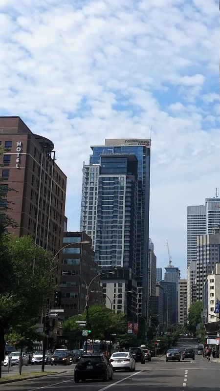 tours centre ville
