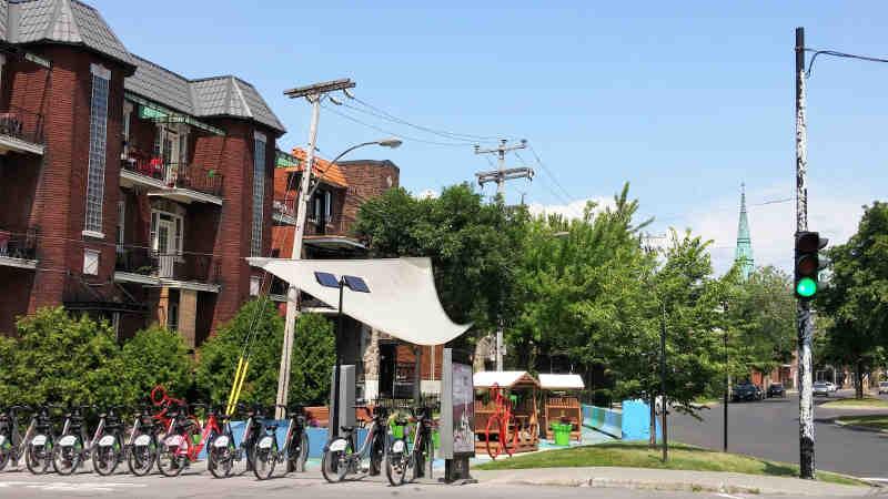 vélos villeray